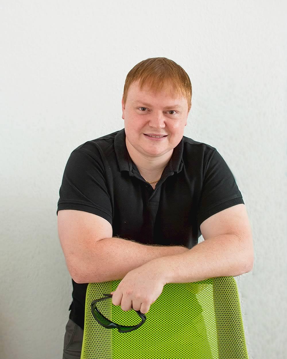 Viktor Vogel - Programmierung, Webdevelopment